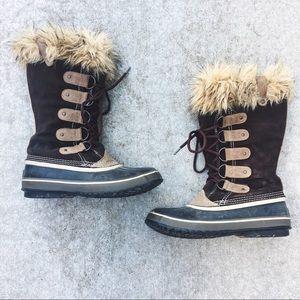 Sorel Joan of Arctic Faux Fur Winter Snow Boot